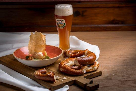 Wirtshaus Ayinger am Platzl: Dessert: Biereis