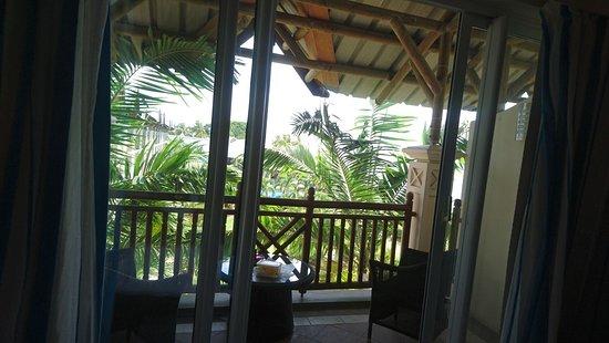 Pearle Beach Resort & Spa: Seaview suite