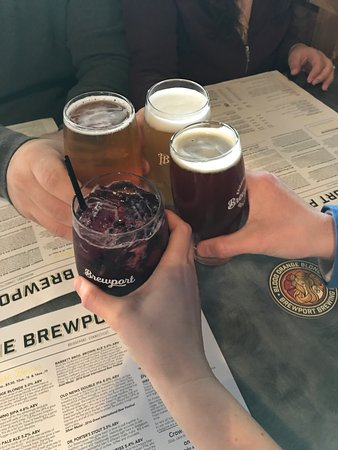 Brewport Brewing Company Picture