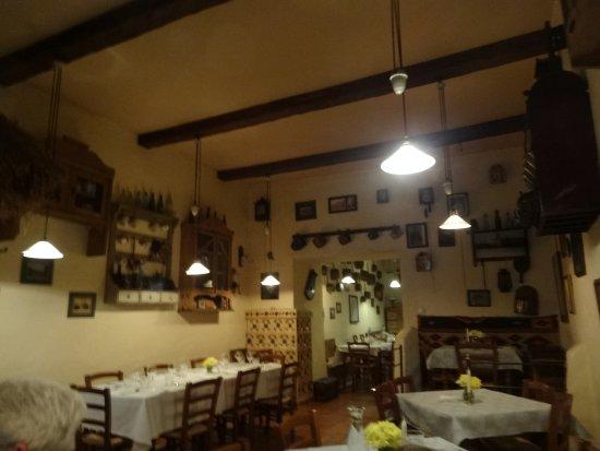 La Salle De Restaurant Picture Of Gospoda Ck Dezerter