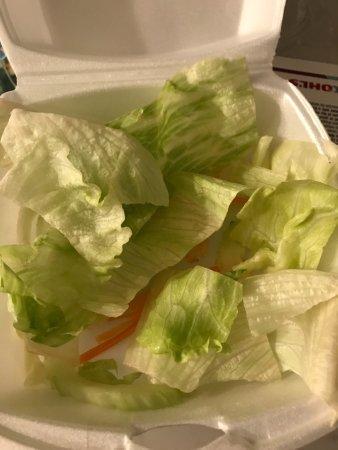 """Delafield, WI: """"salad"""""""