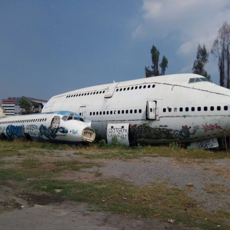 ‪Airplane Graveyard‬