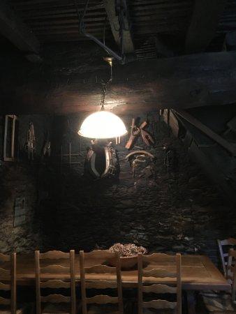 Loreto di Casinca, ฝรั่งเศส: INTERIEUR RESTO