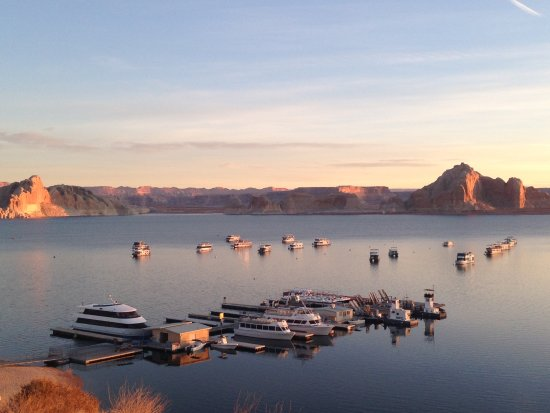 Foto de Lake Powell Resort