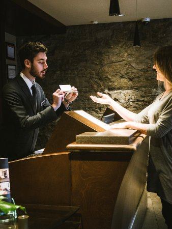Le Saint-Sulpice : Great personalized service