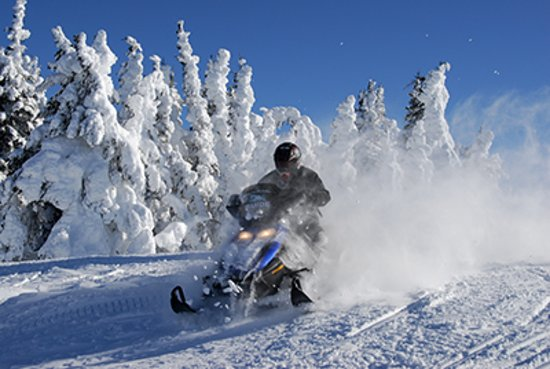 Snowmobiling Two Top West Yellowstone Montana Motbd Photo West Yellowstone Montana Tripadvisor