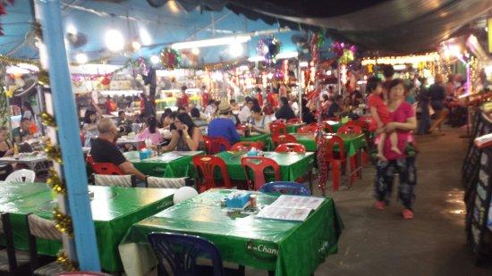 Chaweng Night Market