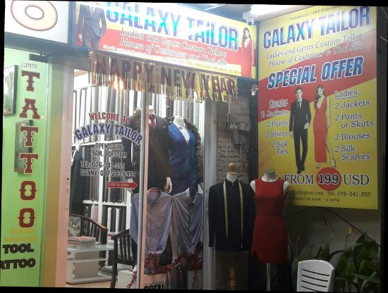 Galaxy Tailor