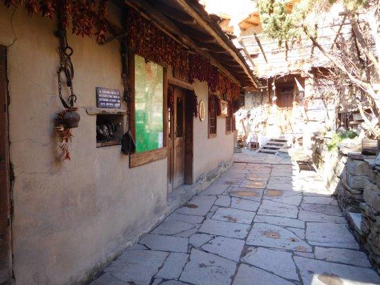 Kovachevitsa, Bulgaristan: Entrée du Pub
