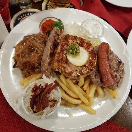 Great Italian Restaurants In Munich