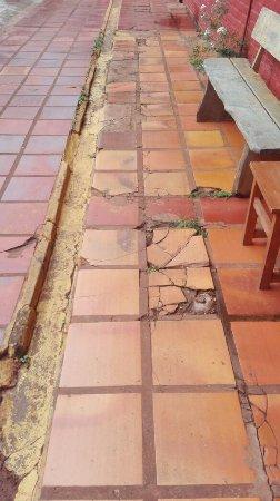 Hotel Iguazu Royal: Fotos de diciembre 2017. Pésimo servicio