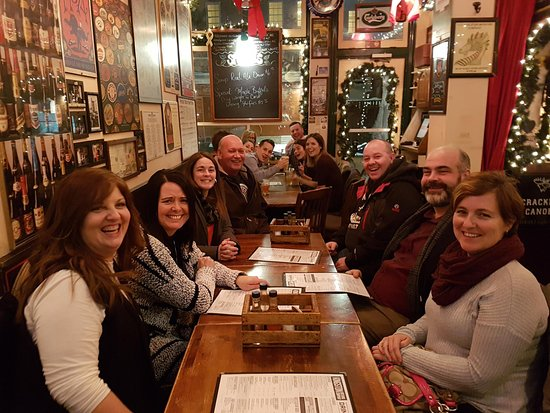 Kingston Brewing Company: had a great time with family and friends