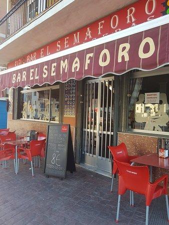 Bar El Semaforo