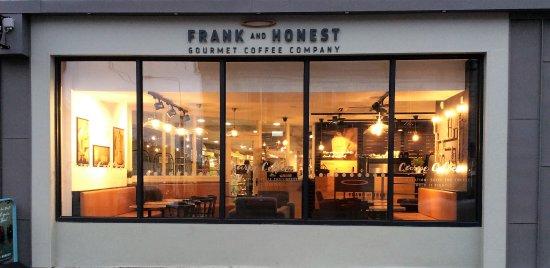 Frank and Honest Cafe Charleville
