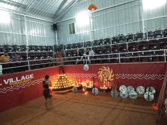 Yodha Cultural Village Thekkady