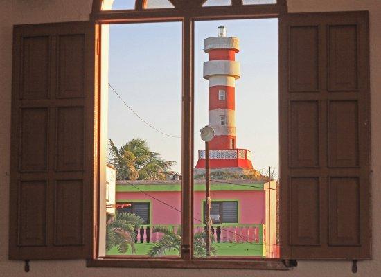 El Cuyo, Mexico: lighthouse