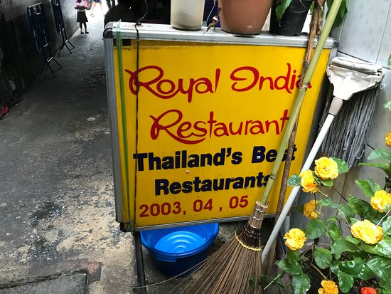 Royal India: board