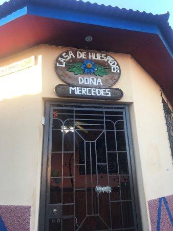 Casa de Huespedes Dona Mercedes, Hotels in Juayua