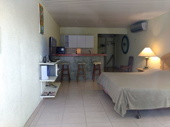 Pos Chiquito, Aruba: studio apartment