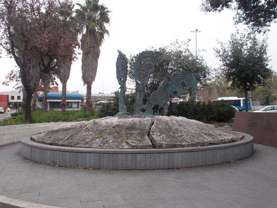 Monumento alle Vittime delle Foibe