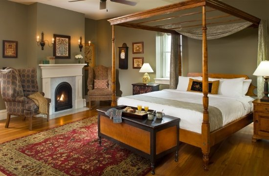 The Inn at Hermannhof: Luxury Guest Room