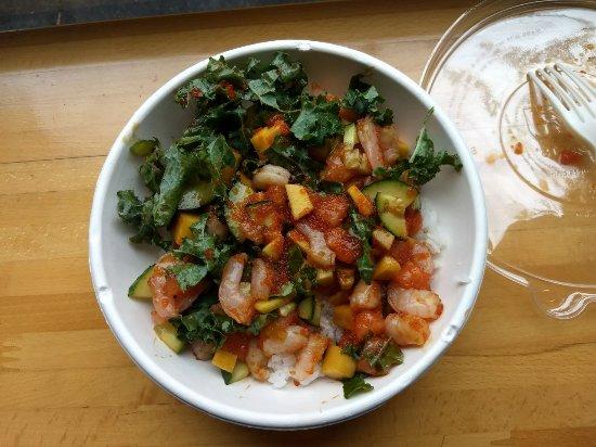 Poke Sushi Bowl, Charlottesville - Restaurant Reviews ...