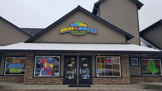 Stay Away - Review of Bricks and Minifigs, Canby, OR - TripAdvisor