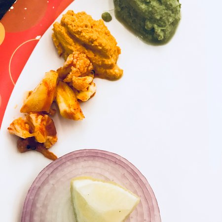 Fish Curry Rice Photo