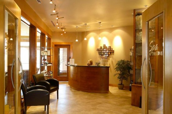 West Kelowna, Canada: Welcome to Spa at the Cove