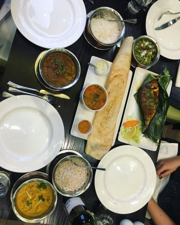 Best Indian food in Glasgow!