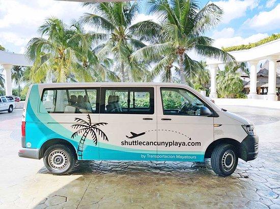 Transportacion Mayatours