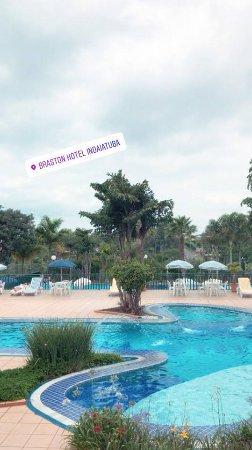 Braston Hotel Indaiatuba : Piscina externa