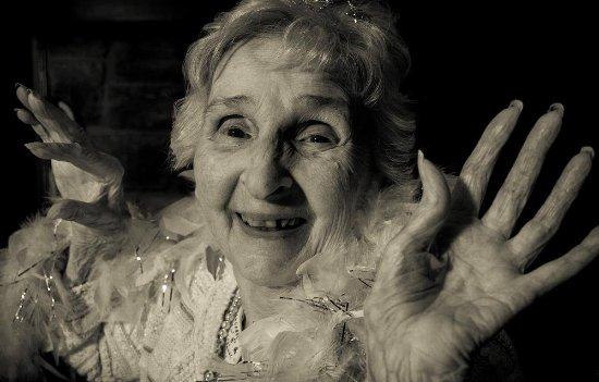 Pembroke, MA: My mom, the Valentine Queen