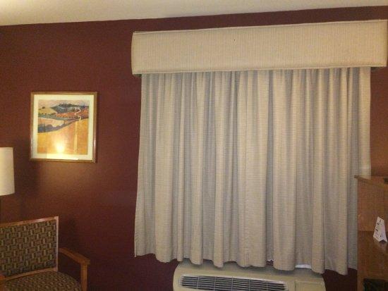 Sleep Inn Hotel Paseo Las Damas: Muy agardable.