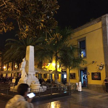 Dentro y alrededor Las Palmas