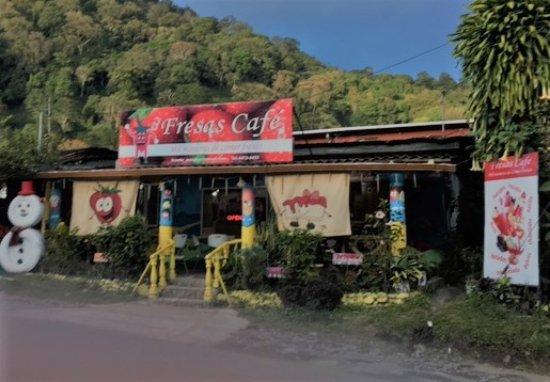 Provincia de Chiriquí, Panamá: Super cute dessert shop