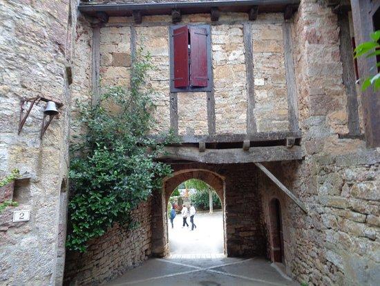Bilde fra Loubressac
