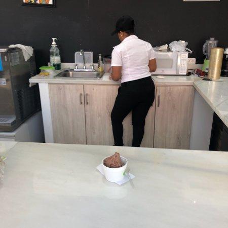 Nonnapia gelato frozen yogurt popbar barranquilla for Margarita saieh barranquilla cra 53