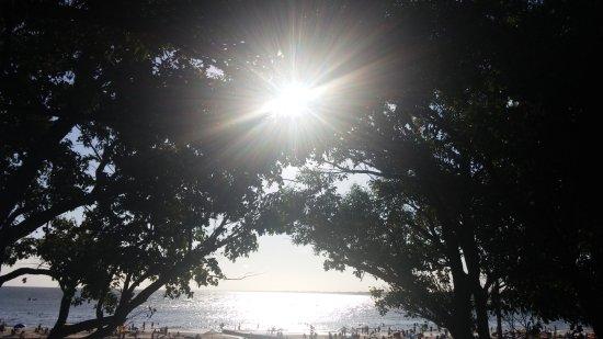 Balneario Atlantida: atardecer