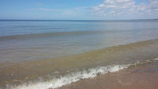 Balneario Atlantida: playa