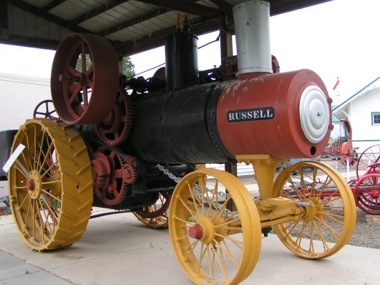 Rupert, ID: Steam engine