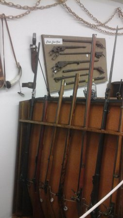 Rupert, ID: Wayne Birch rifle and hand gun collection over 200 gun exhibit!
