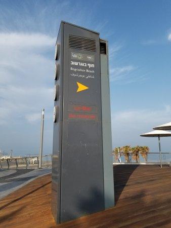 Shalom Hotel & Relax Tel Aviv - an Atlas Boutique Hotel: The Beach at Mediterranean sea Near Hotel