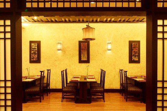 Decoraci n cl sica japonesa picture of tanoshii quito for Casa clasica japonesa