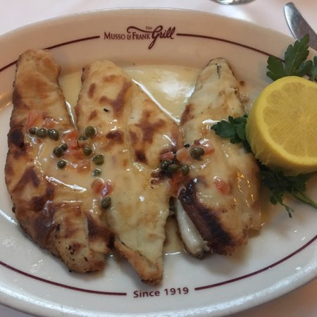 Musso & Frank Grill: History and yummy at musso and franks