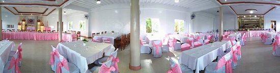 فيساياس, الفلبين: conference/wedding venue
