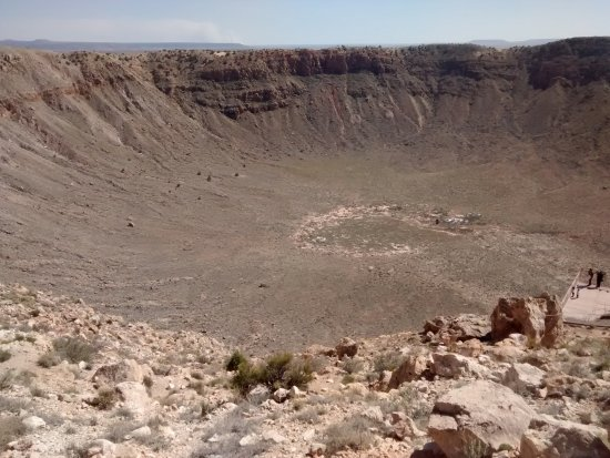 Meteor Crater: One Of The Natural Wonders Of Our World
