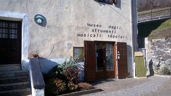 Roncegno Terme, Ιταλία: entrata al museo