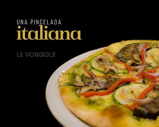 San Rafael de Escazu, Costa Rica: Una deliciosa Pizza al mejor estilo Italiano
