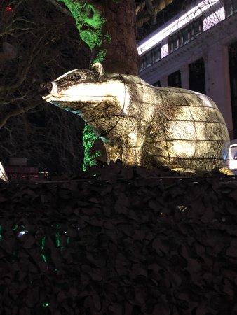 Leicester Square: דוב